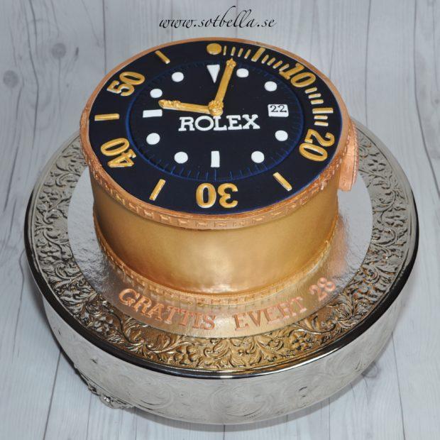 Rolex Tårta