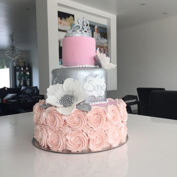 Tårta för en prinsessa