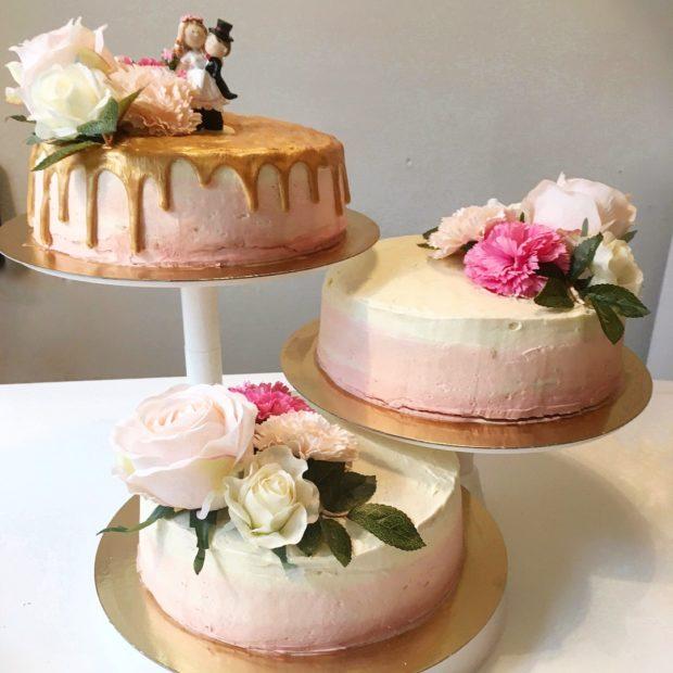 Victorias bröllopstårta