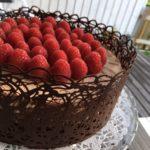 Permanent Link: Victorias chokladtårta