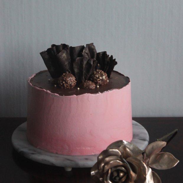 Sassy Chocolate cake