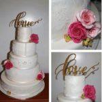 Permanent Link: Spetsigt sommarbröllop