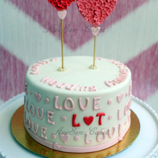 Love tårta