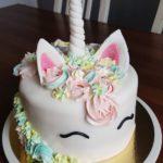 Permanent Link: Unicorn cake