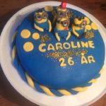 Permanent Link: Minion cake
