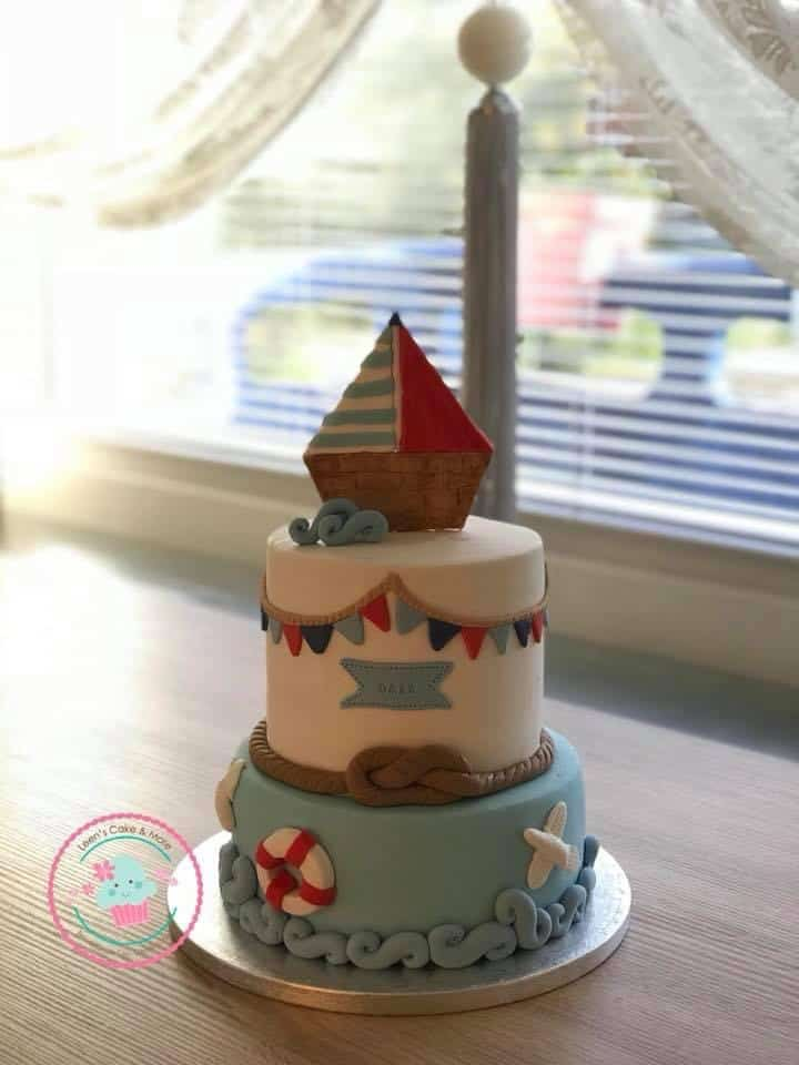 En sjöman tårta