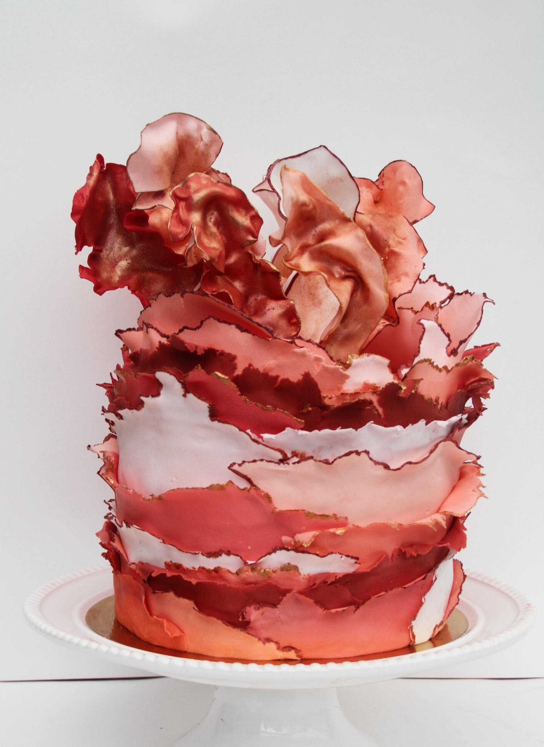 Välkommst tårta