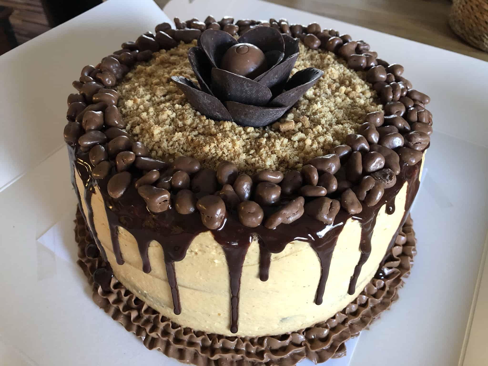 Banoffee tårta