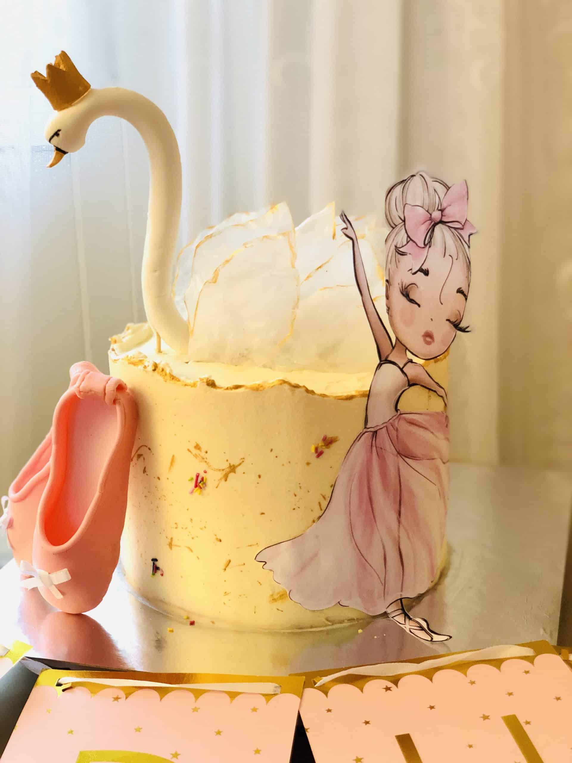 Ballerinatårta