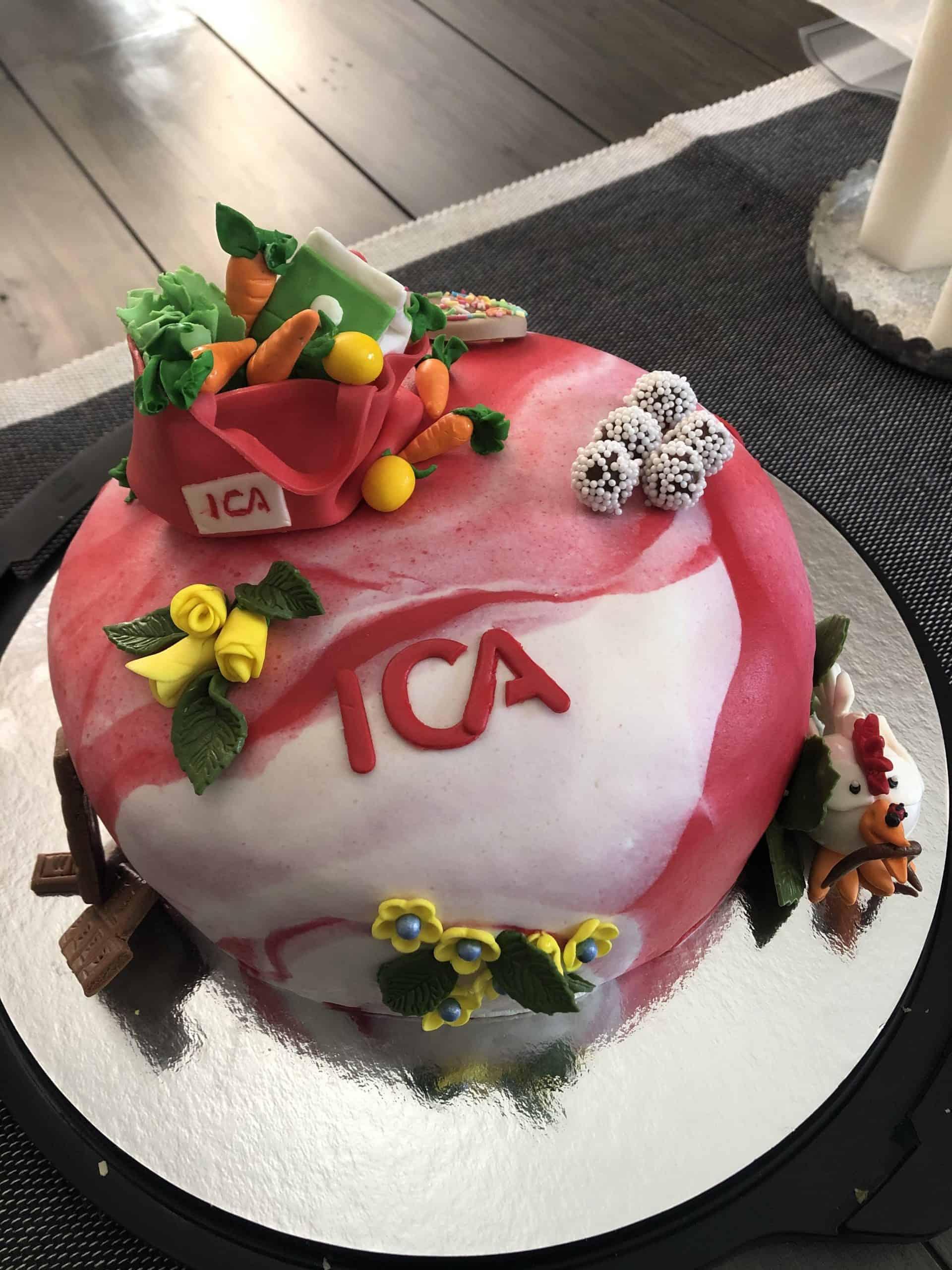 ICA Tårta
